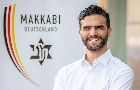 Alon Meyer, Präsident Makkabi Deutschland e.V.