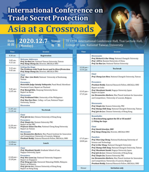 International Conference on Trade Secret Protection