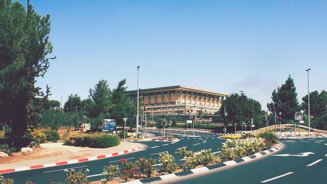 Knesset-Gebäude