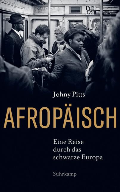 Abbildung des Buchs: Afropäisch von Johny Pitts