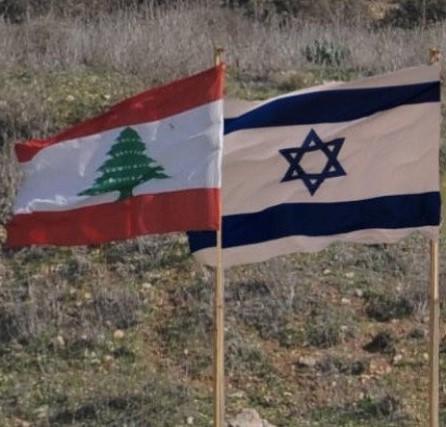 Grenze Israel und Libanon