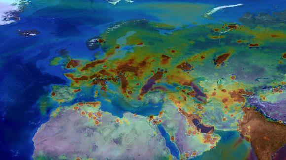Das internationale Forschungsteam hat Tierpferche in der Subsahara-Zone als bislang unbekannte Quellen von N₂O identifiziert. (Foto: IMK-IFU, KIT)