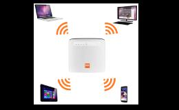Le Modem 4G Netcom Group, un réseau très haut débit qui vous suit partout !