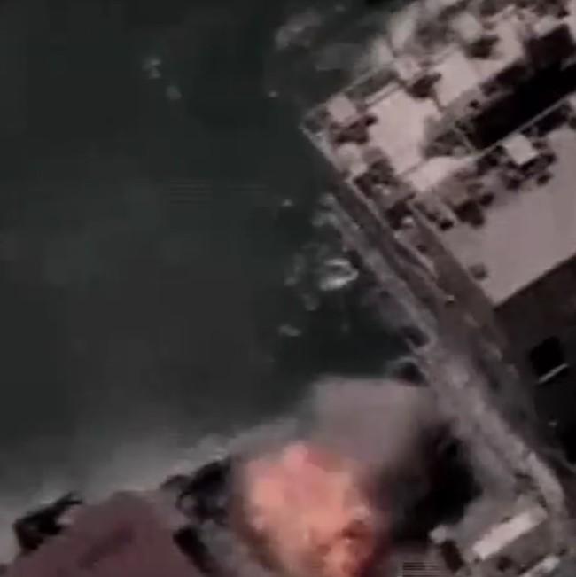 Israelische Marine beschießt Stellungen der Hamas