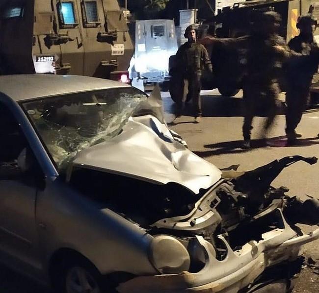 Anschlag auf Grenzpolizei