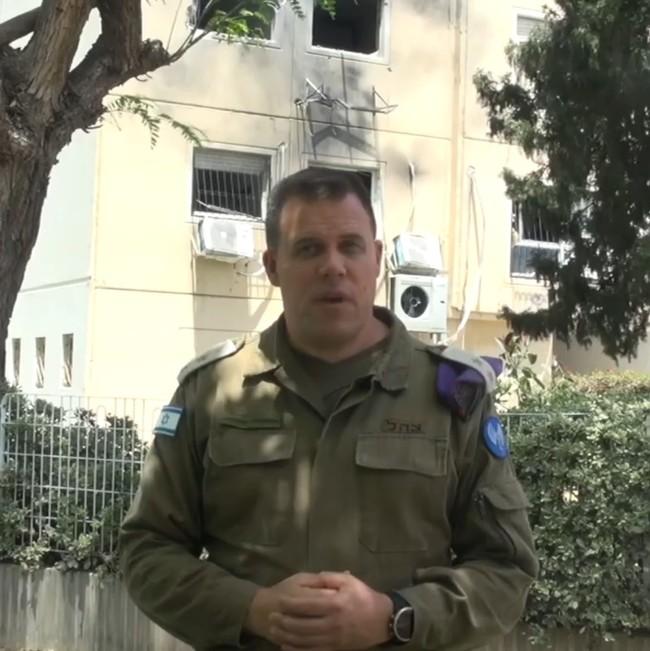 IDF-Sprecher