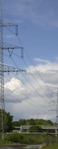 Neue Energienetzstrukturen für die Energiewende stehen im Focus des durch das BMBF geförderten Projektes ENSURE. (Bild: KIT)